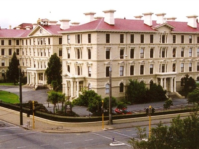 Wellington Govt Building